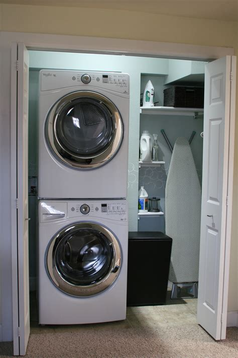 5 Ways To Rev A Laundry Room On A Budget Jenna Burger Small Laundry
