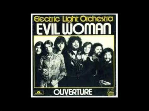 evil woman electric light orchestra lyrics evil woman elo electrict light orchestra lyrics youtube