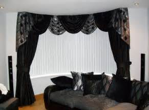 Kitchen Curtain Swags by Curtains Hereford
