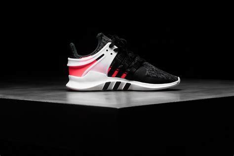 Adidas Consortium Eqt Support Adv X Undptd Black White adidas eqt support adv black white turbo