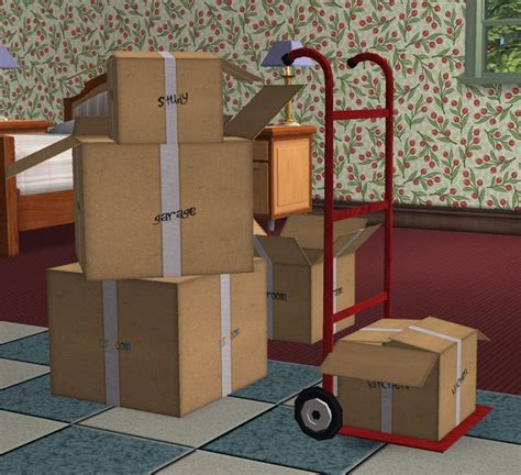 sims 4 moving boxes 232 best the sims 2 cc finds objects meshes deco images