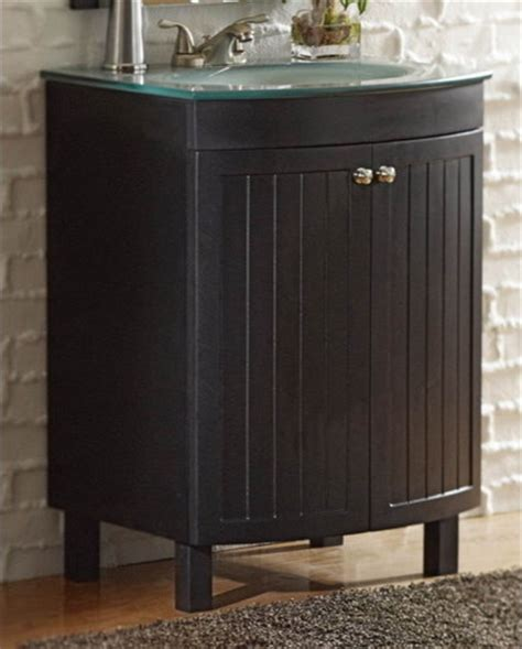 allen roth espresso cavanaugh bath vanity with top