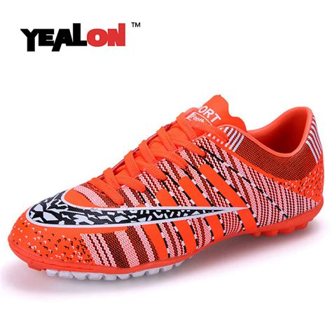 aliexpress buy yealon football boots soccer shoes
