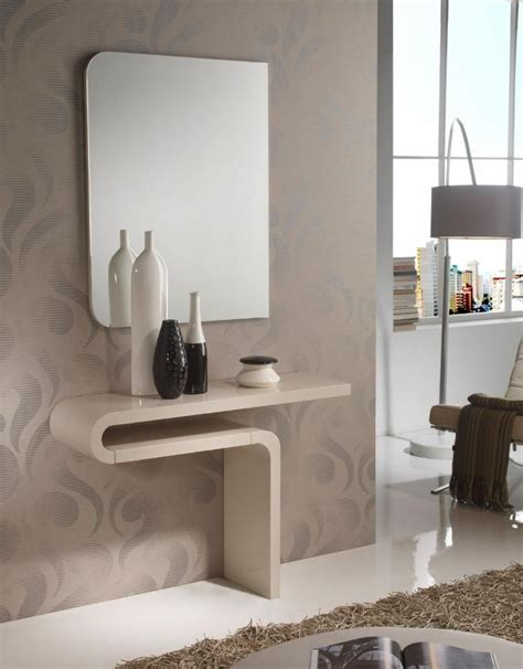 entry table with matching mirror furniture hallway mirrors cool ideas of small