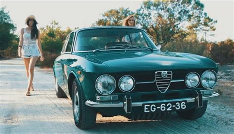 Vintage Alfa Romeo by Cool Vintage 71 Alfa Romeo 1750 Gtv Crankandpiston