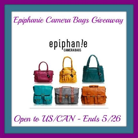 Camera Bag Giveaway - epiphane camera bag giveaway fused life
