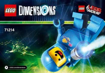 Dijamin Ori Lego 71214 Dimensions Pack Benny lego pack benny 71214 dimensions