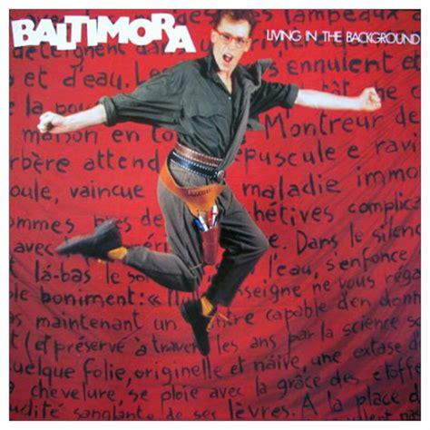 baltimora tarzan boy europopdance baltimora 1985 living in the background