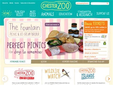 discount vouchers chester zoo chester zoo discounts voucher codes 30 september 2016