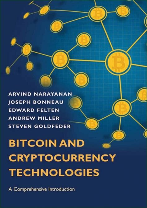 bitcoin and cryptocurrency technologiesdownload free ebook