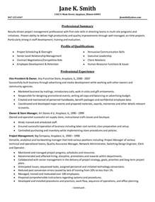 Leadership Resume Exles by Leadership Skills Resume Leadership Skills Resume Template