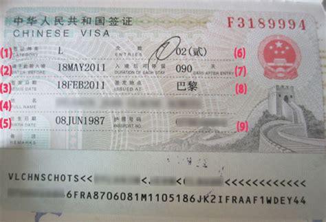 Lettre De Mission Visa Chine Visa Pour La Chine Infos Pratiques Voyage En Chine