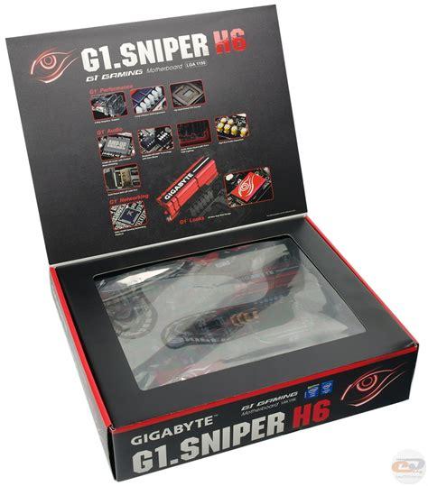 Gigabyte G1 Sniper H6 gigabyte g1 sniper h6 motherboard review and testing