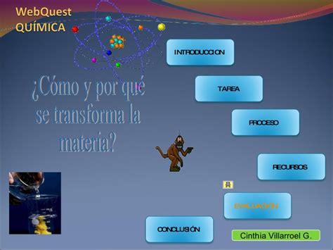 imagenes webquest webquest quimica