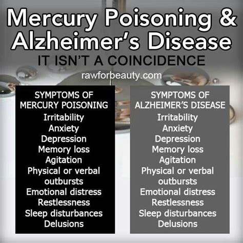 Safest Way To Detox After Poison Injestion by 1000 Ideas About Mercury Poisoning On