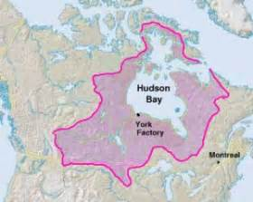 unique facts about canada the hudson bay company