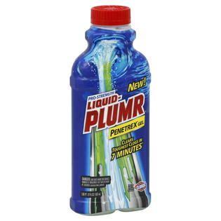 liquid plumr bathtub liquid plumr penetrex gel 17 fl oz 1 06 pt 502 ml