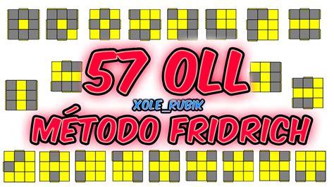 tutorial cubo rubik 3x3 metodo fridrich metodo fridrich oll completo resolver cubo de rubik