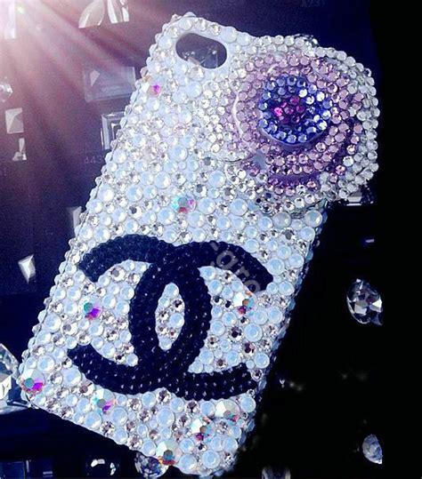 Op4515 For Iphone 6 6s Luxury Flower Bling So Kode Bi 2 buy wholesale swarovski bling cases chanel flower