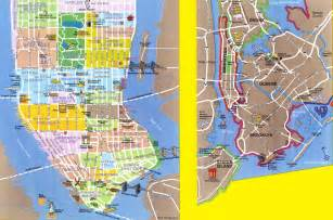 Map Of New York City Area by East Harlem News Map Problem