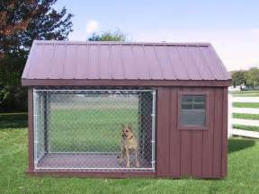 outdoor dog kennel dog run outdoor kennel k9 house amish pa dutch custom