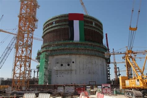 emirates nuclear energy corporation final condenser installed at barakah news nuclear