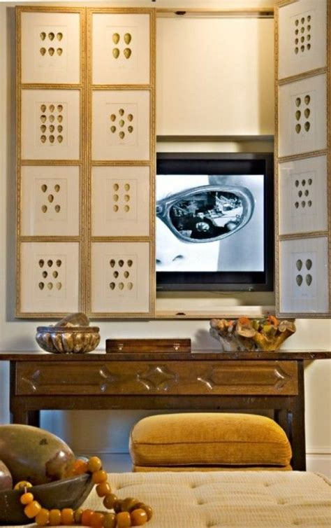 52 best images about decor hiding tvs with style on pinterest a tv cabinets and the fireplace