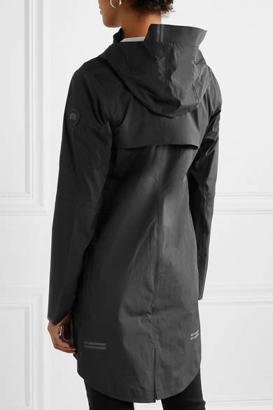 canada goose salida hooded shell jacket net  portercom