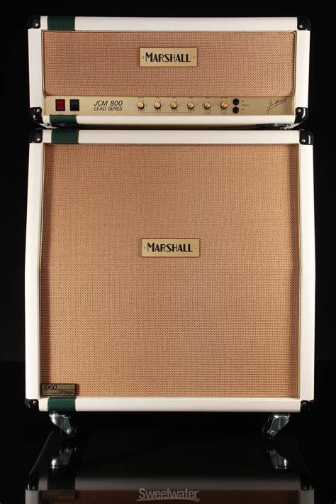 marshall head and cabinet marshall custom shop jcm800 head and 1960av cabinet