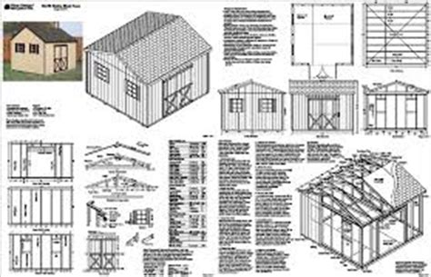 Plans For Sheds 12 X 10 by Shed Plans 12 X 10 Free A Decision About Free Or