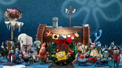 spongebob christmas song don t be a it s encyclopedia spongebobia fandom powered by wikia