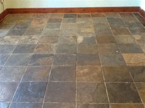 slate tile cleaning and polishing tips for