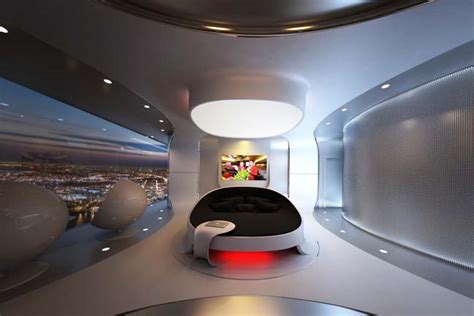 futuristic beds futuristic bedroom design for luxury penthouse