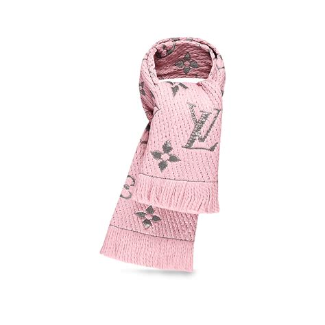accessories logomania shine scarf louis vuitton
