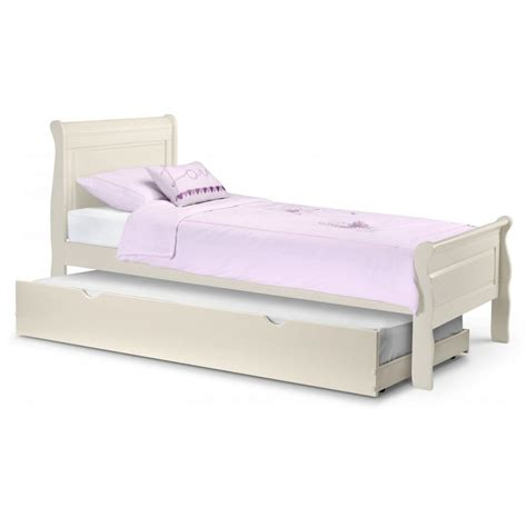 Single Sleigh Bed Julian Bowen Amelia Sleigh Bed 3ft Single Bed Ame001