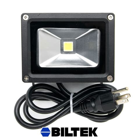 10w white led flood light wall washer high building