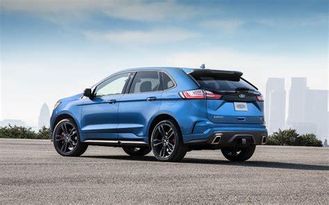 2019 Ford Suv by Comparison Ford Edge Titanium 2019 Vs Jeep