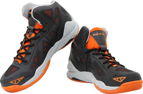 basketball shoes shopping india nivia typhoon basketball shoes buy black color nivia