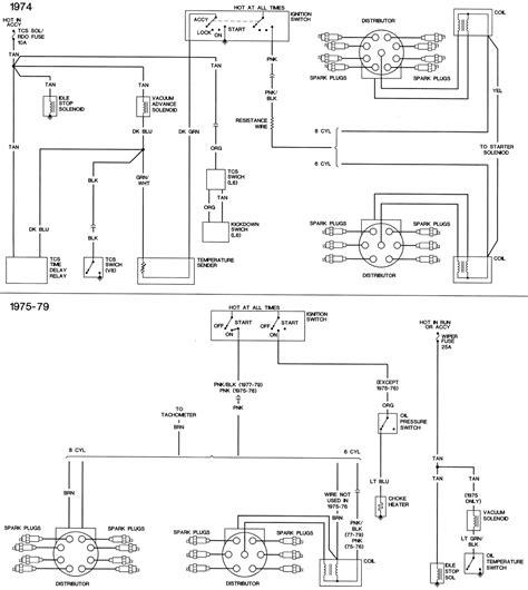 wiring diagram    camaro ignition system  car  click   key