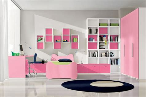 cool bedrooms cool pink girls bedroom designs from doimo city line
