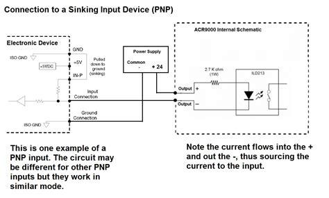 Alarm Pnp npn prox diagram to plc npn sensors wiring in series