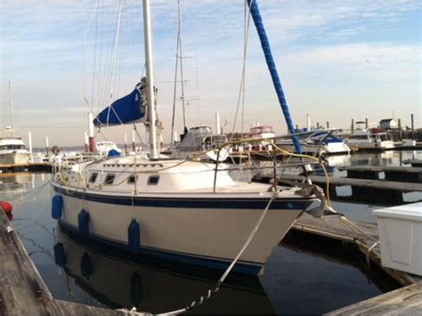 sailboats for sale nyc 1983 o day o day 37 cruiser sailboat for sale in new york