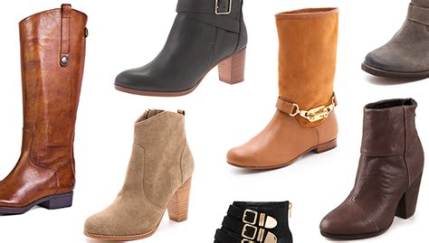 fall boots selects png