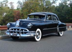 Pontiac Makes And Models 1950 Pontiac Silver Streak 4 Door Sedan My Ride