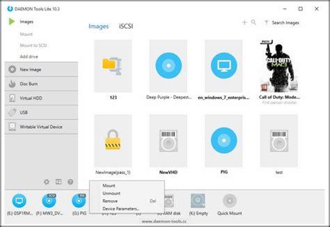 imagenes virtuales iso aplicaciones recomendables para montar una imagen iso