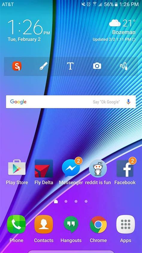 samsung themes marshmallow at t galaxy note 5 gets marshmallow beta this is what it