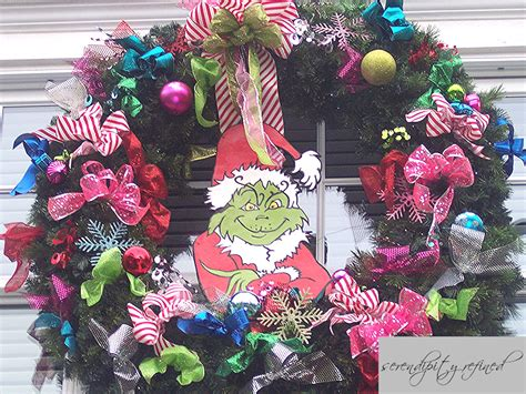 christmas decoration grinch ideas christmas decorating