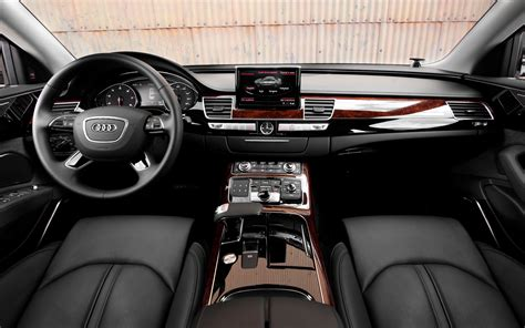 Audi W12 Interior 2013 Audi A8 L 4 0 Test Photo Gallery Motor Trend