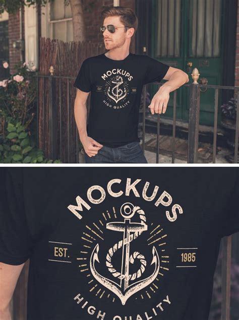 Kaos T Shirt Logo Grab 10 free t shirt mockups graphicloads