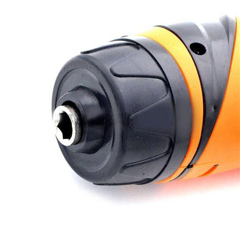 Bor Baterai bor tangan tanpa kabel baterai aa membuat lubang tanpa pegal